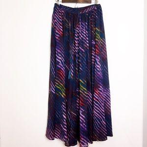 Anthro Free People Full-length Skirt - Size M